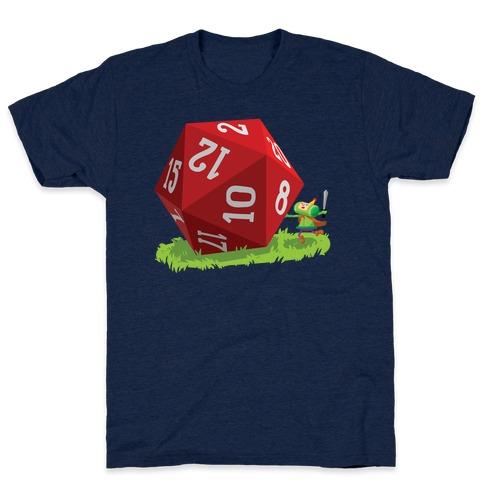 D20 Katamari T-Shirt