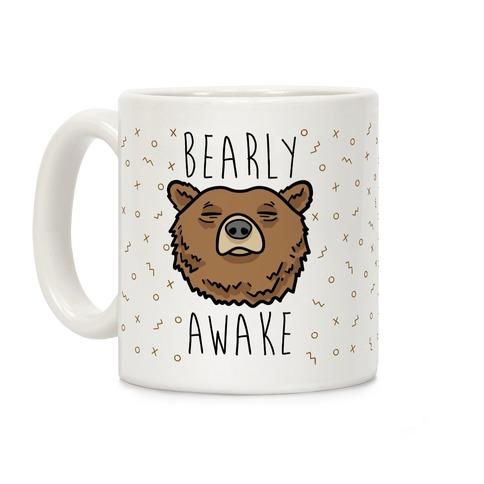 Bearly Awake Coffee Mug