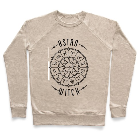 Astro Witch Pullover