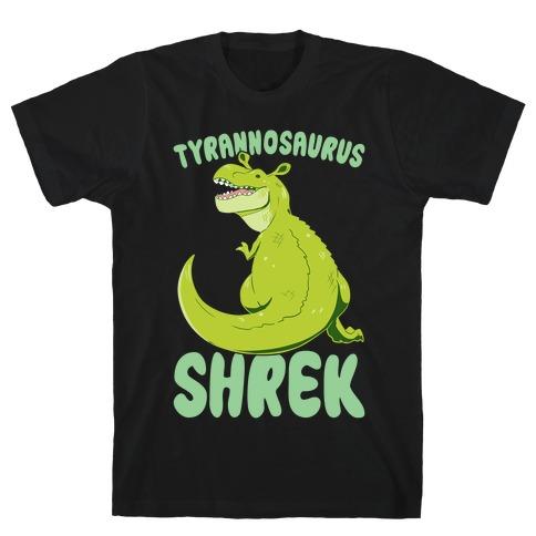 Tyrannosaurus Shrek T-Shirt