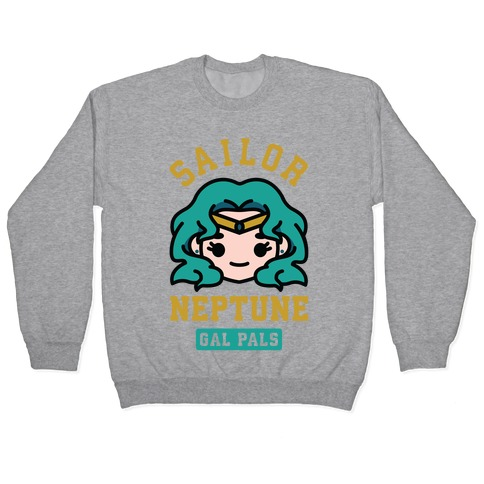 Sailor Neptune Gal Pal Pullover