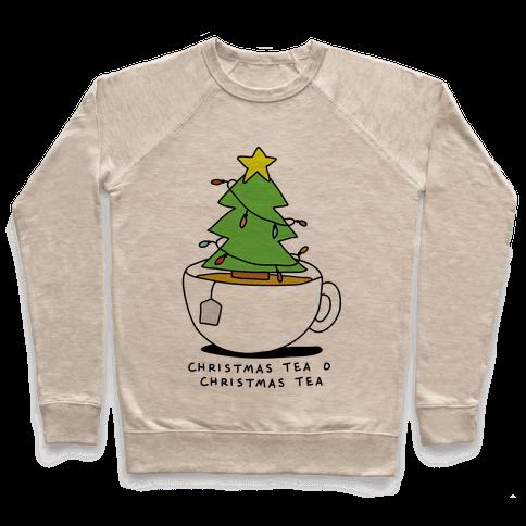 Christmas Tea O Christmas Tea Pullover