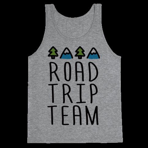 Road Trip Team Tank Top