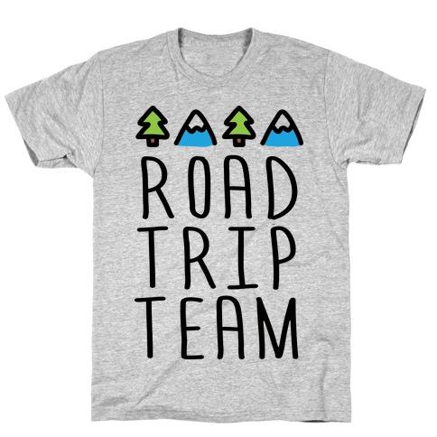 Road Trip Team T-Shirt