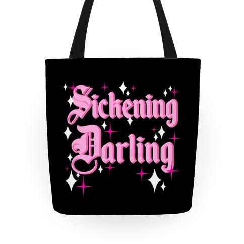 Sickening Darling Tote
