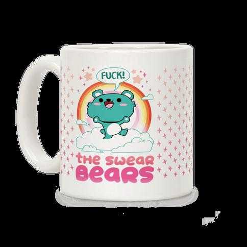 The Swear Bears Coffee Mug