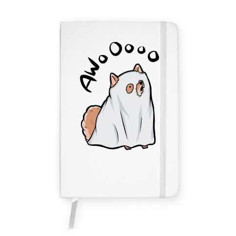Ghost Dog Notebook