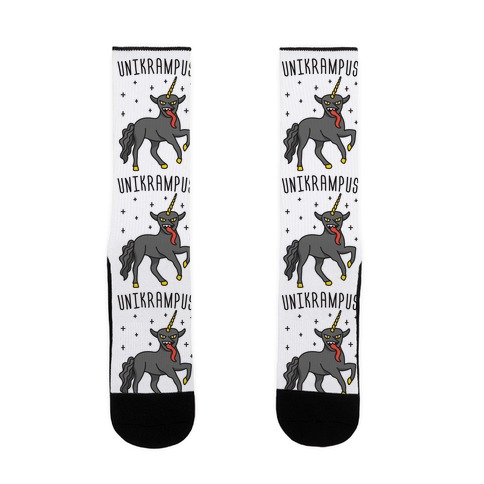 UniKrampus Sock