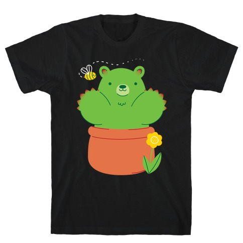 Bear Paw Cactus T-Shirt