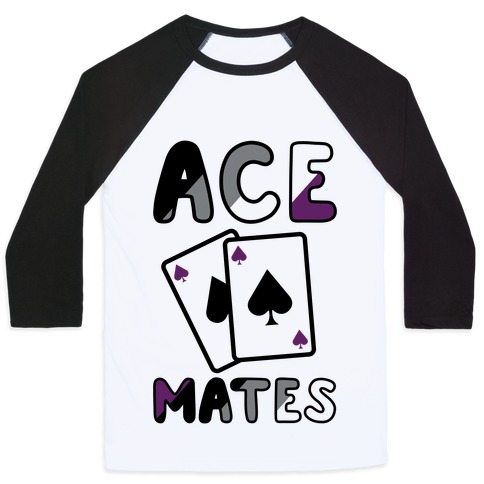Ace Mates A Baseball Tee