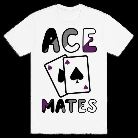 Ace Mates A Mens T-Shirt