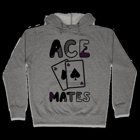 Ace Mates A Hooded Sweatshirt