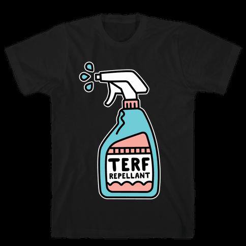 TERF Repellent Mens T-Shirt