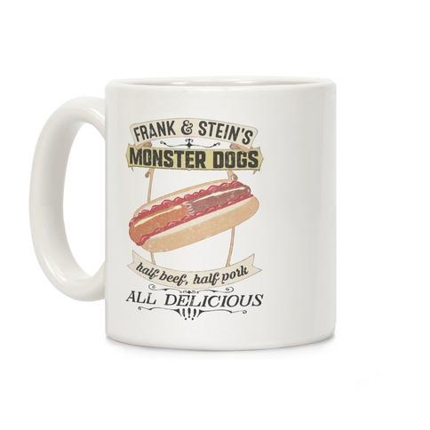 Frank & Stein's Monster Dogs Coffee Mug
