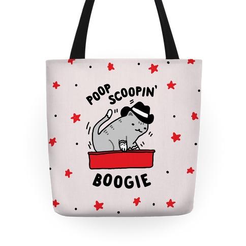 Poop Scoopin' Boogie Tote