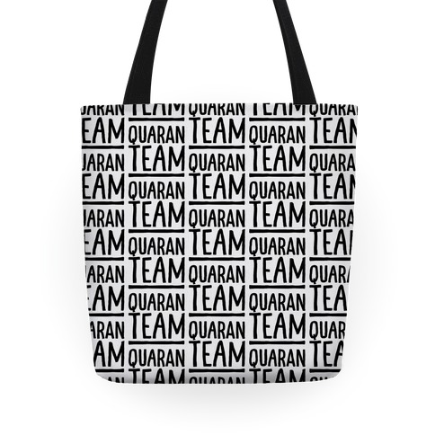 Quaranteam Tote