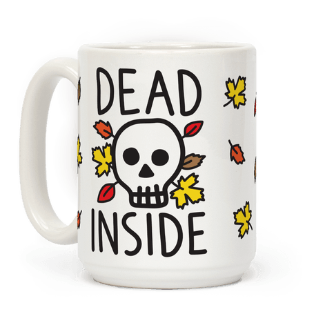 Dead Inside Autumn Skull