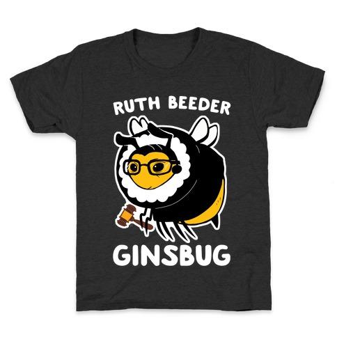 Ruth Beeder Ginsbug Kids T-Shirt
