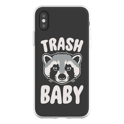 Trash Baby Phone Flexi-Case