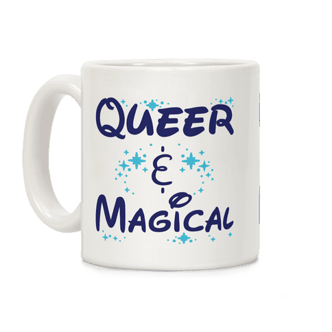 Queer and Magical Coffee Mug