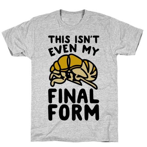 This Isn't Even My Final Form Cicada Parody T-Shirt