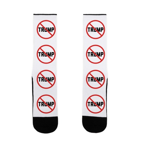 No Trump Sock