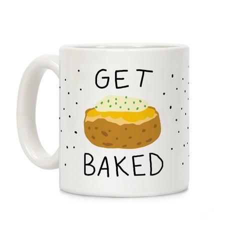 Get Baked Coffee Mug