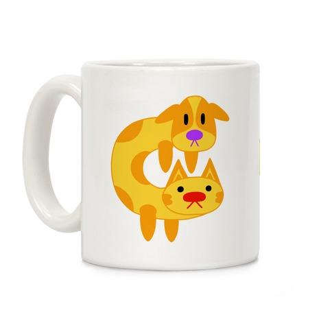 Dogcat Coffee Mug