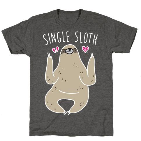 Single Sloth T-Shirt