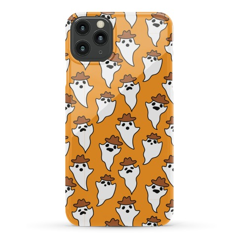 Country Boo's Pattern Phone Case