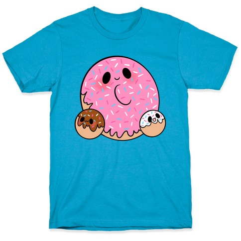 Kawaii Donut & Friends T-Shirt