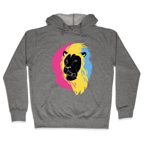 Pan Lion Pride Hooded Sweatshirt