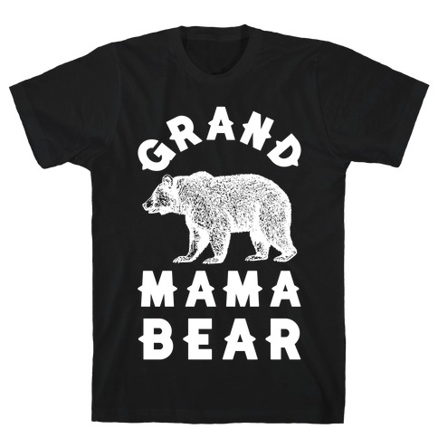 Grandmama Bear T-Shirt