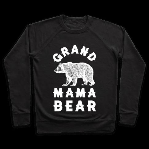 Grandmama Bear Pullover