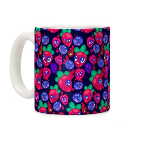 Berry Scary Coffee Mug