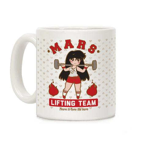 Mars Lifting Team Parody