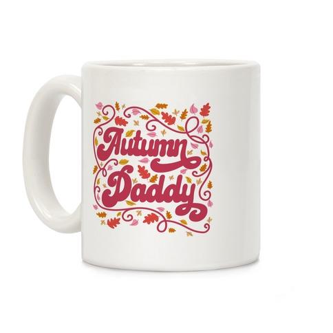 Autumn Daddy Coffee Mug