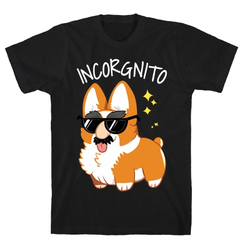 Incorgnito T-Shirt