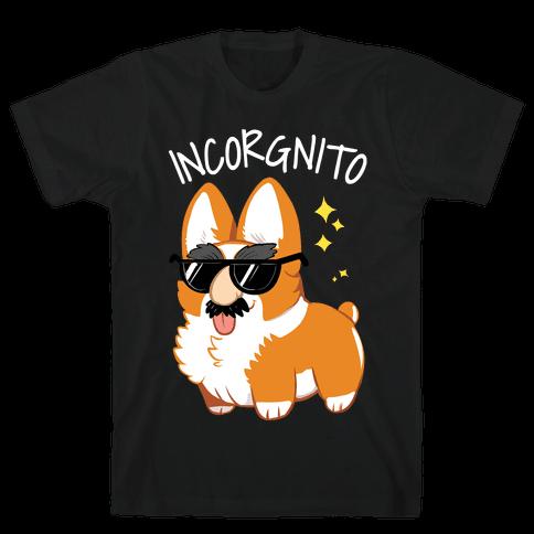 Incorgnito Mens T-Shirt