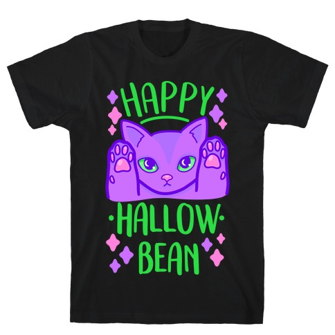 Happy Hallow-Bean T-Shirt