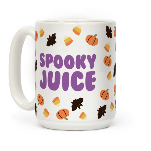 Spooky Juice  Coffee Mug
