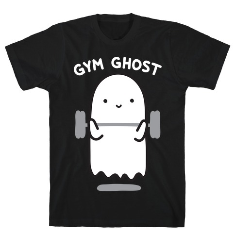 Gym Ghost T-Shirt