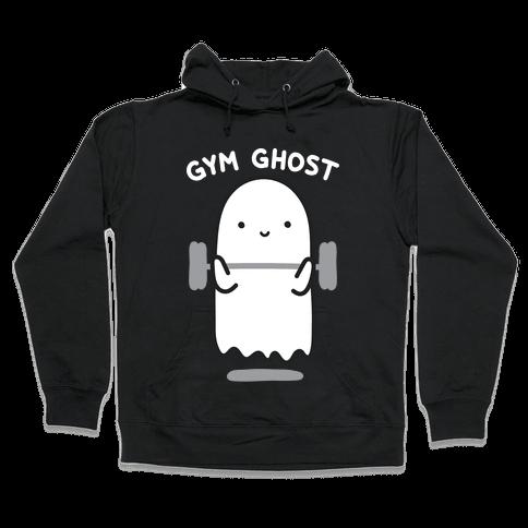 Gym Ghost Hooded Sweatshirt