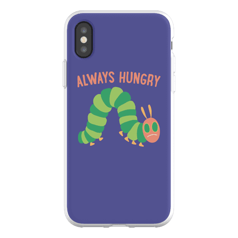 Always Hungry Caterpillar Phone Flexi-Case