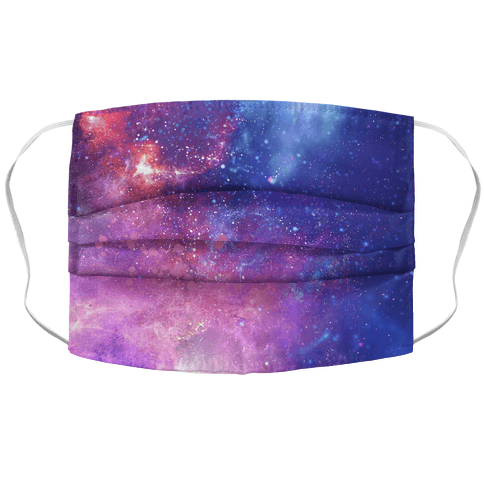 Galaxy Face Mask Cover