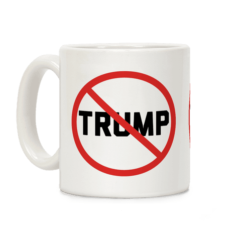 No Trump Coffee Mug