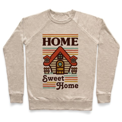 Home Sweet Home Animal Crossing Pullover