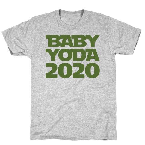 Baby Yoda 2020 Parody T-Shirt