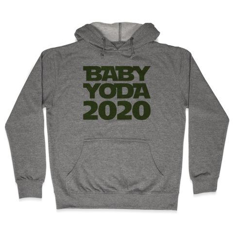 Baby Yoda 2020 Parody Hooded Sweatshirt