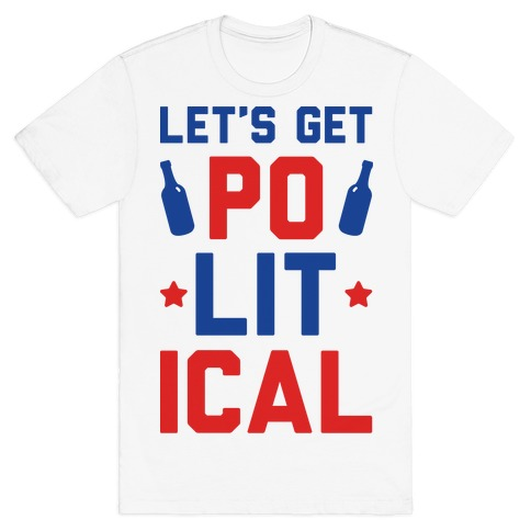 c5afb6ad Political T-Shirts | LookHUMAN